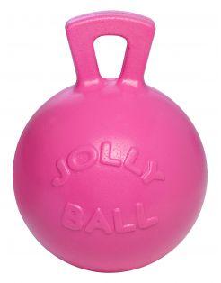 Horsemen's Pride Jolly Bal Bubbelgumgeur - Paardenspeelgoed - 25 cm Roze