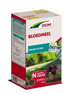 Dcm Bloedmeel Organische Stikstof - Moestuinmeststoffen - 1.5 kg (K)