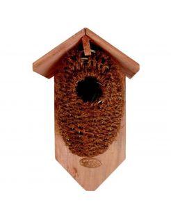 Best For Birds Nestbuidel Kokos - Vogelbroedbenodigheden - Bruin Groen
