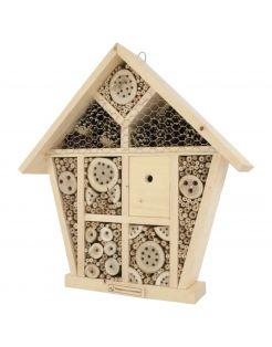Natuurmonumenten Insectenhuis - Nestkast - 11x50x55 cm Large