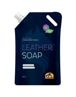 Cavalor Leather Soap - Paardenverzorging - 2 l