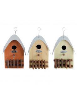 Best For Birds Nestkast Huisje - Broeden - Assorti