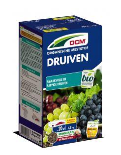 Dcm Meststof Druiven - Moestuinmeststoffen - 1.5 kg (Mg)