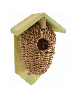 Best For Birds Nestbuidel Zeegras - Vogelbroedbenodigheden - Bruin
