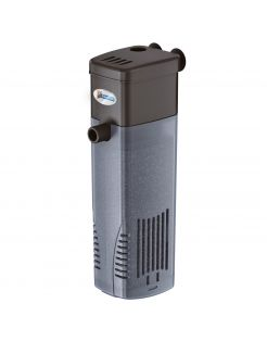 Superfish Aquaflow 50 Dual Action Filter - Binnenfilters - 9.5x6x20 cm Zwart 50-100 l/h