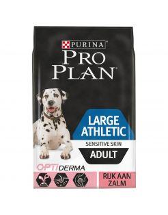 Pro Plan Dog Adult Large Sensitive Skin - Hondenvoer - Zalm 14 kg