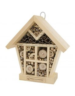 Natuurmonumenten Insectenhuis - Nestkast - 11x26x28 cm Small