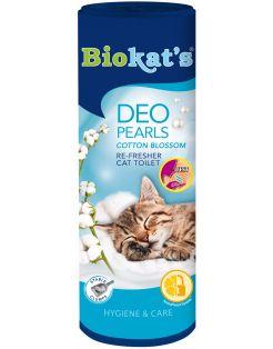 Biokat's Deo Pearls Cottom Blossom - Kattenbakreinigingsmiddelen - 700 g