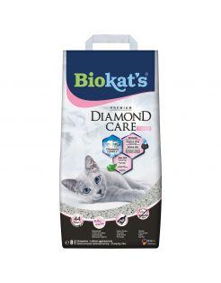 Biokat's Diamond Care Fresh - Kattenbakvulling - 8 l