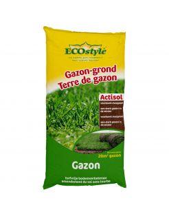 Ecostyle Cocopeat Gazon - Bodembedekking - 40 l