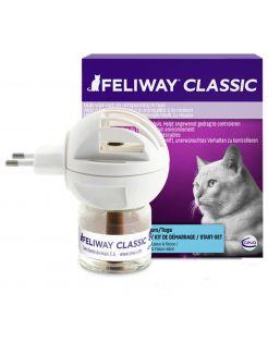 Feliway Anti-Stress Verdamper Kat - Anti stressmiddel - 48 ml 1 Maand