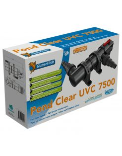 Superfish Uvc Lamp 7500 Lumen - Verlichting - 9 Watt
