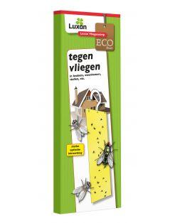 Luxan Vliegenstrip - Insectenbestrijding - 2 stuks