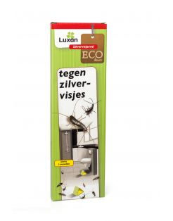 Luxan Zilvervisjesval - Insectenbestrijding - 3 stuks