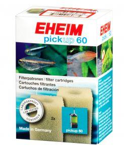 Eheim Filterpatroon Voor Pickup 60 - Filtermateriaal - 2 stuks Foam