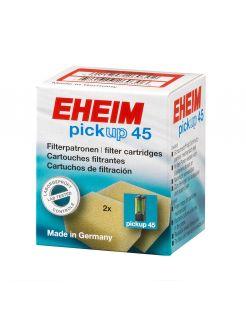 Eheim Filterpatroon Voor Pickup 45 - Filtermateriaal - 2 stuks Foam