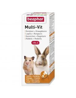 Beaphar Rodi-Vit - Supplement - 50 ml