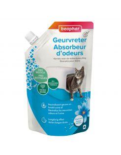 Beaphar Geurvreter - Kattenbakreinigingsmiddelen - 400 g