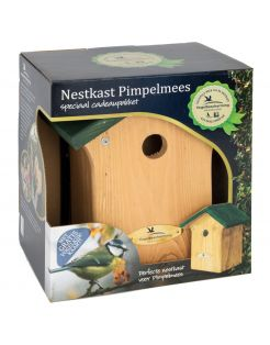 Wildbird Nestkast Portland Kadobox - Broeden - 23x19x13 cm