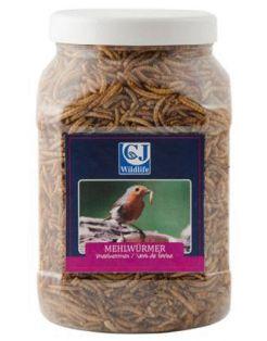 Wildbird Meelwormen In Pot - Voer - 440 g