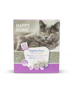Happy Home Hygiëne Puur - Kattenbakvulling - 10 l