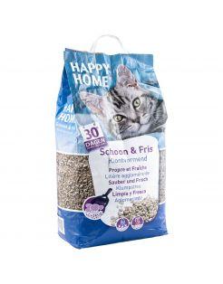 Happy Home Schoon & Fris Klontvormend - Kattenbakvulling - 20 l