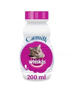 Whiskas Catmilk - Kattensnack - Melk 200 ml