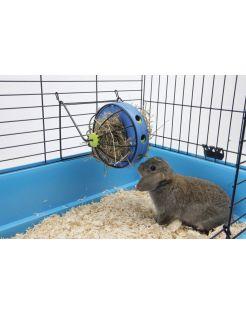 Savic Hooi- En Snackmolen Bunny Toy - Speelgoed - 20x20x20 cm Assorti