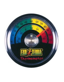 Exo Terra Thermometer Rept-O-Meter - Thermometer - 0-50 C Analoog