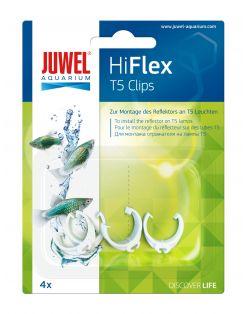 Juwel Kunststofclip Hiflex T5 - Verlichting - 4 stuks