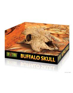 Exo Terra Schuilplaats Buffalo Skull - Ornamenten - 23x11x23 cm