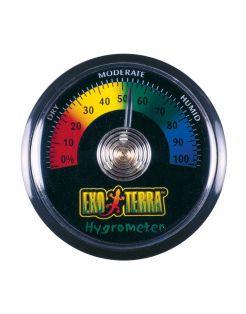 Exo Terra Hygrometer Rept-O-Meter - Hygrometer - per stuk Analoog