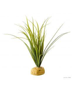 Exo Terra Ground Plant Turtle Grass - Kunstplanten - per stuk