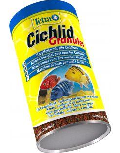 Tetra Cichlid Granules - Vissenvoer - 500 ml