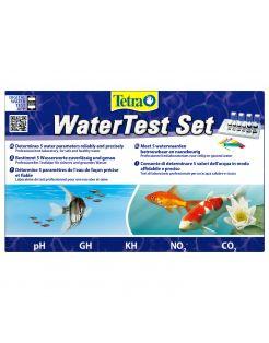 Tetra Test Laborett - Testen - per stuk Ph-Kh-Gh-No2-Co2