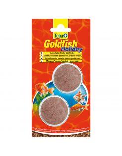Tetra Visvoer Goldfish  Holiday - Vissenvoer - 2x12 g