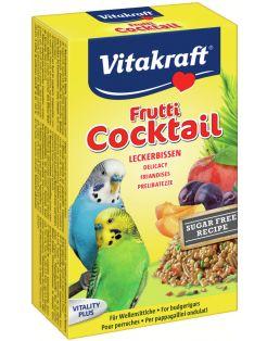 Vitakraft Parkiet Fruit-Cocktail - Vogelsnack - 200 g