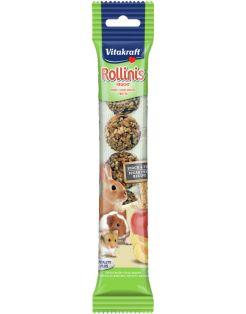 Vitakraft Rollinis Fruitmix - Knaagdiersnack - 48 g