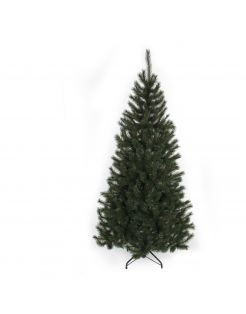 Black Box Trees Kingston Kerstboom - Kunstgroen - 185 cm Groen