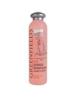 Greenfields Puppy Eerste Shampoo - Hondenvachtverzorging - 250 ml