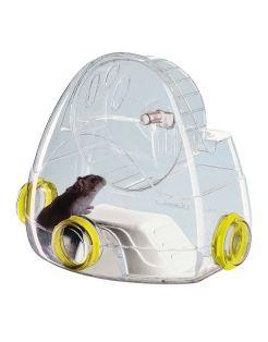 Ferplast Hamster Speelhuis Gym - Dierenverblijf - 32.3x23x26.3 cm