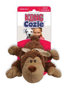 Kong Speeltje Pluche Cozie Naturals - Hondenspeelgoed - 23 cm Naturel