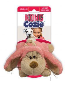 Kong Speeltje Pluche Cozie Pastels - Hondenspeelgoed - 23 cm Pastel