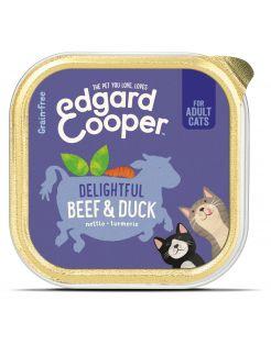 Edgard&Cooper Kuipje Adult 85 g - Kattenvoer