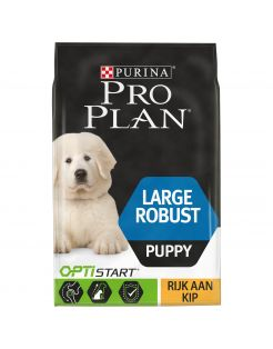 Pro Plan Dog Puppy Large Breed Robust Kip - Hondenvoer