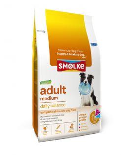 Smolke Adult Medium - Hondenvoer