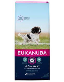 Eukanuba Adult Medium Breed Kip - Hondenvoer