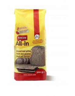 Soezie All-In Brood Met Pitten - Bakproducten
