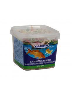 Darwin Vijvervoeding Menu Mix - Vijvervoer