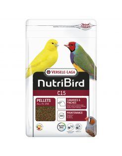 Versele-Laga Nutribird C15 Kanarie Onderhoudsvoer - Vogelvoer